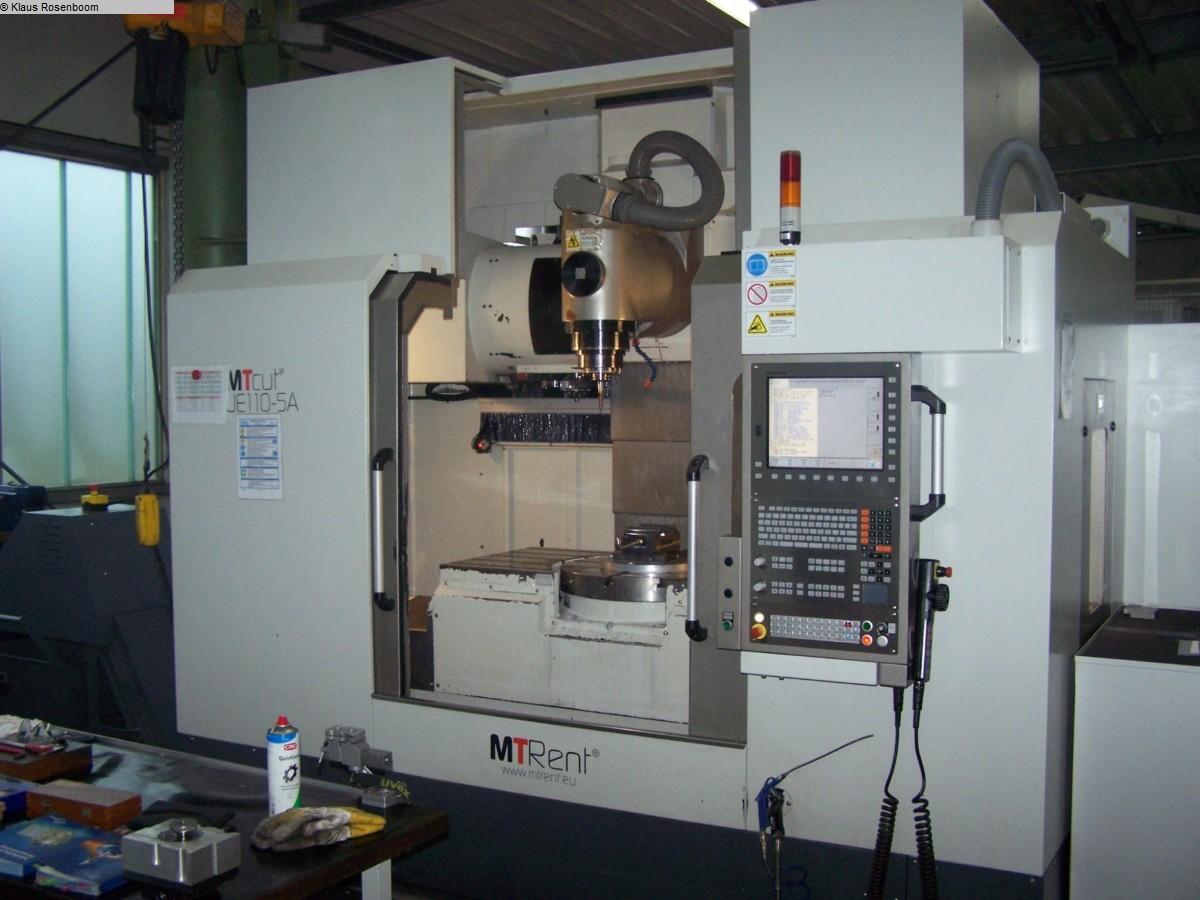 Universales Bearbeitungszentrum MTRent Mtcut UE 110-5a