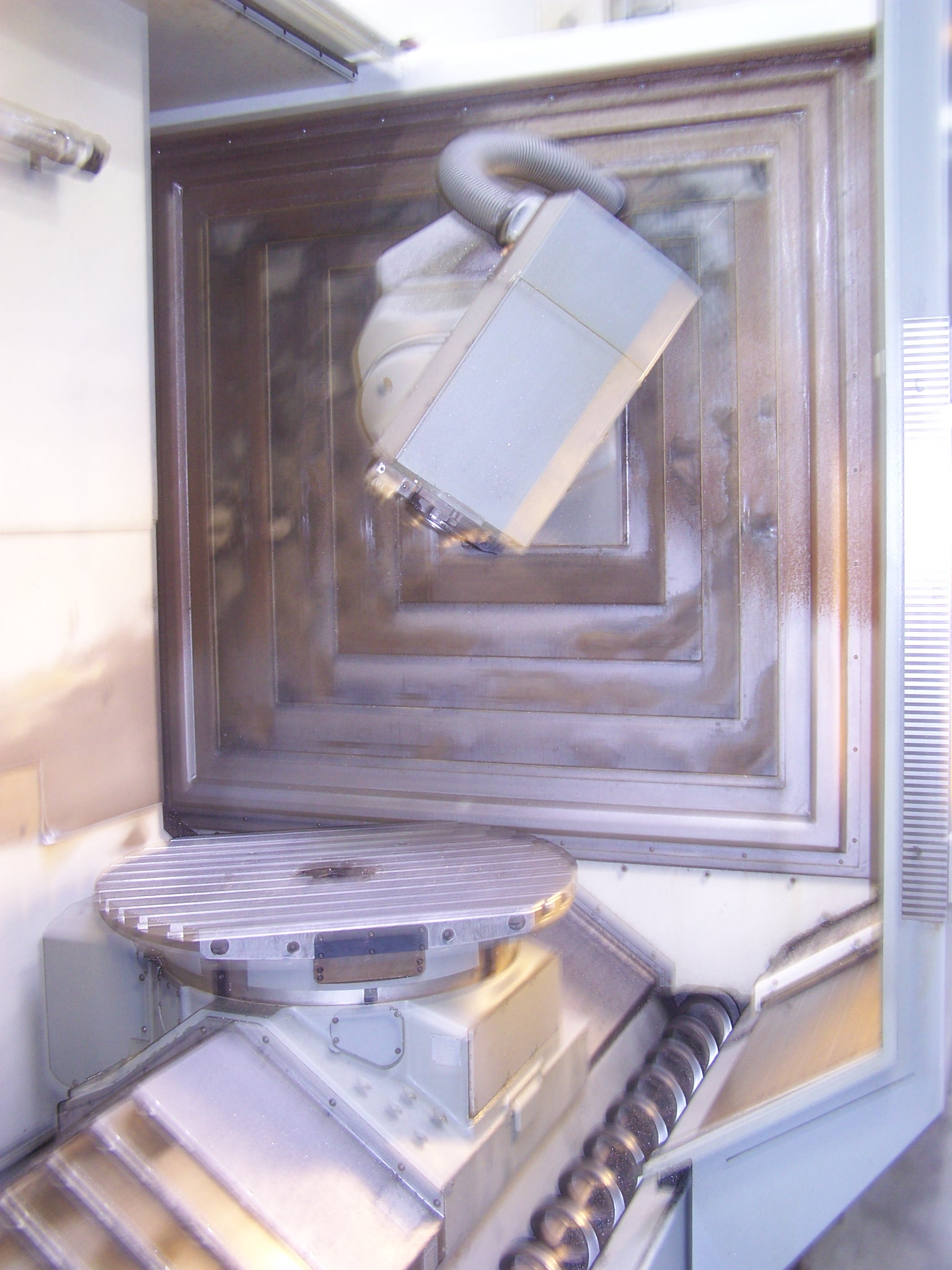 Deckel DMU 80 P DuoBlock 5- Achsen Bearbeitungszentrum